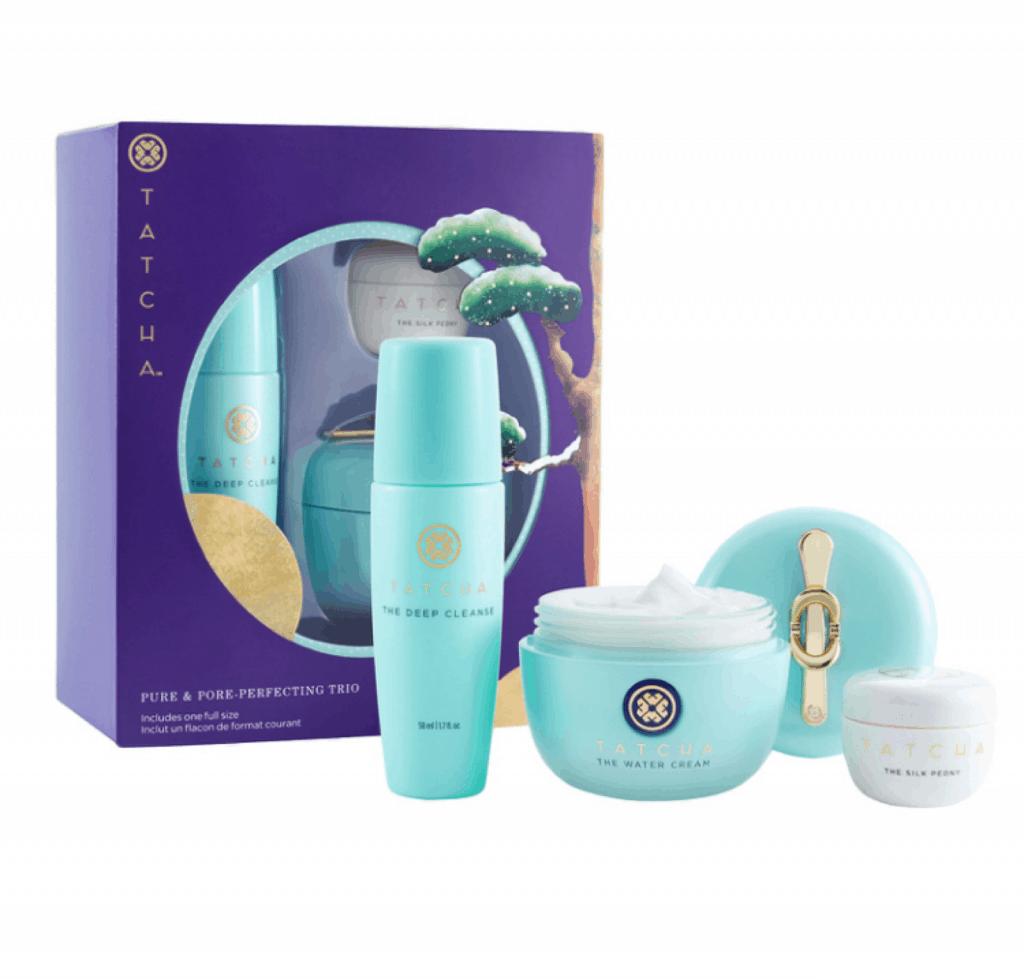 make up gift kits: Pure and Pore-Perfecting Trio