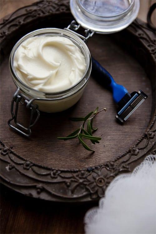 simple gifts for men: Shaving Cream