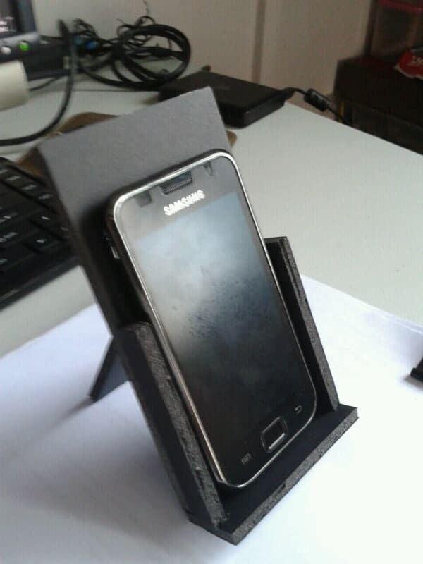 DIY for him: Smartphone Holder