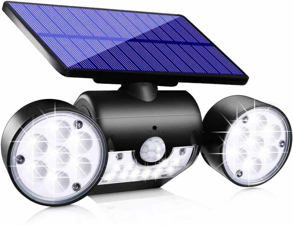 outdoor gifts: Solar Lights