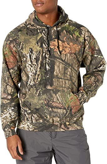 hunting gifts for men: camo hoodie