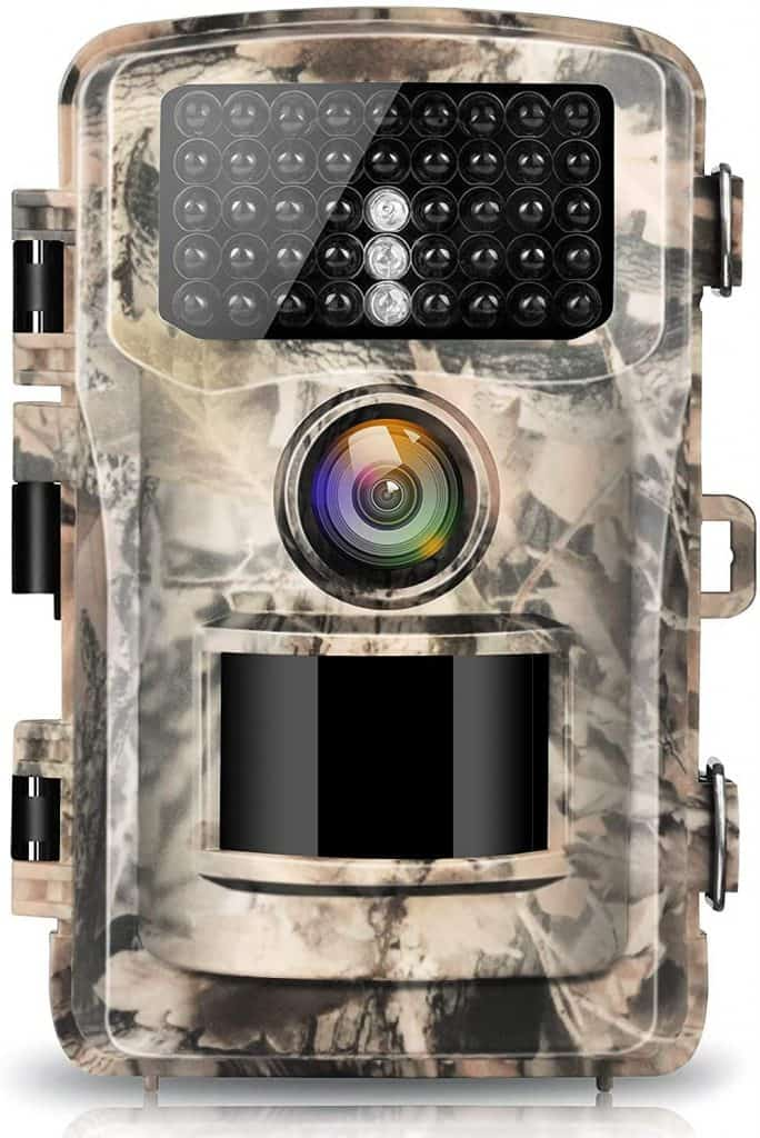gifts for hunters: campark trail camera