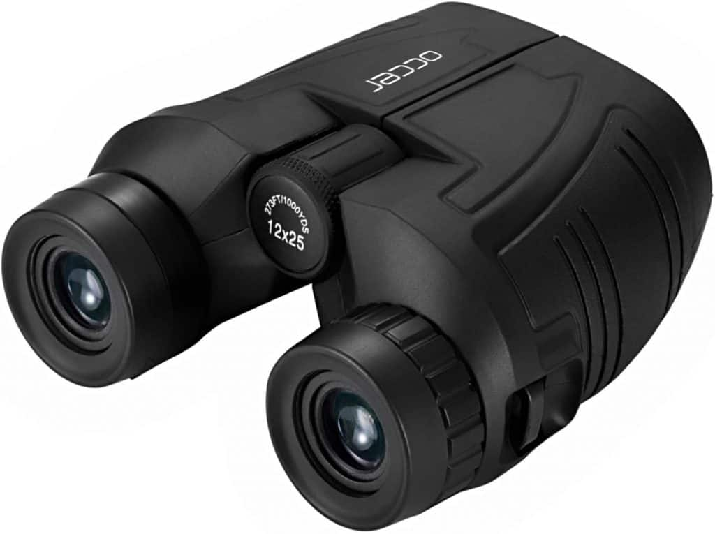 hunting gifts for men: compact binoculars