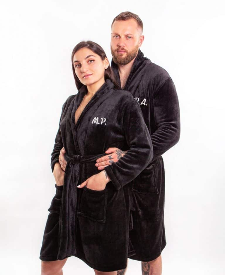 Custom Plush Robes