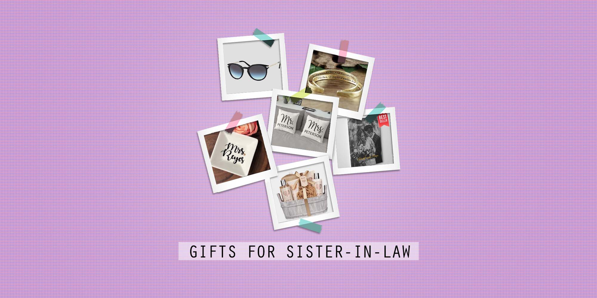 33+ Best Gifts For Sister-In-Law That Every Bonus Sister Will Love (2021)