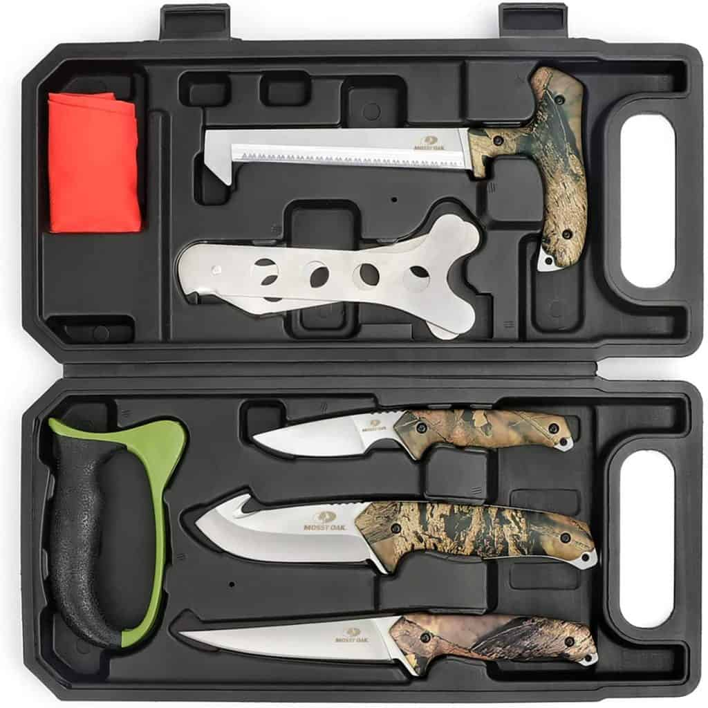 best gifts for hunters: hunting field dressing kit