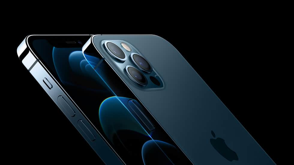 iPhone 12 Pro Max - tech savvy gifts for men
