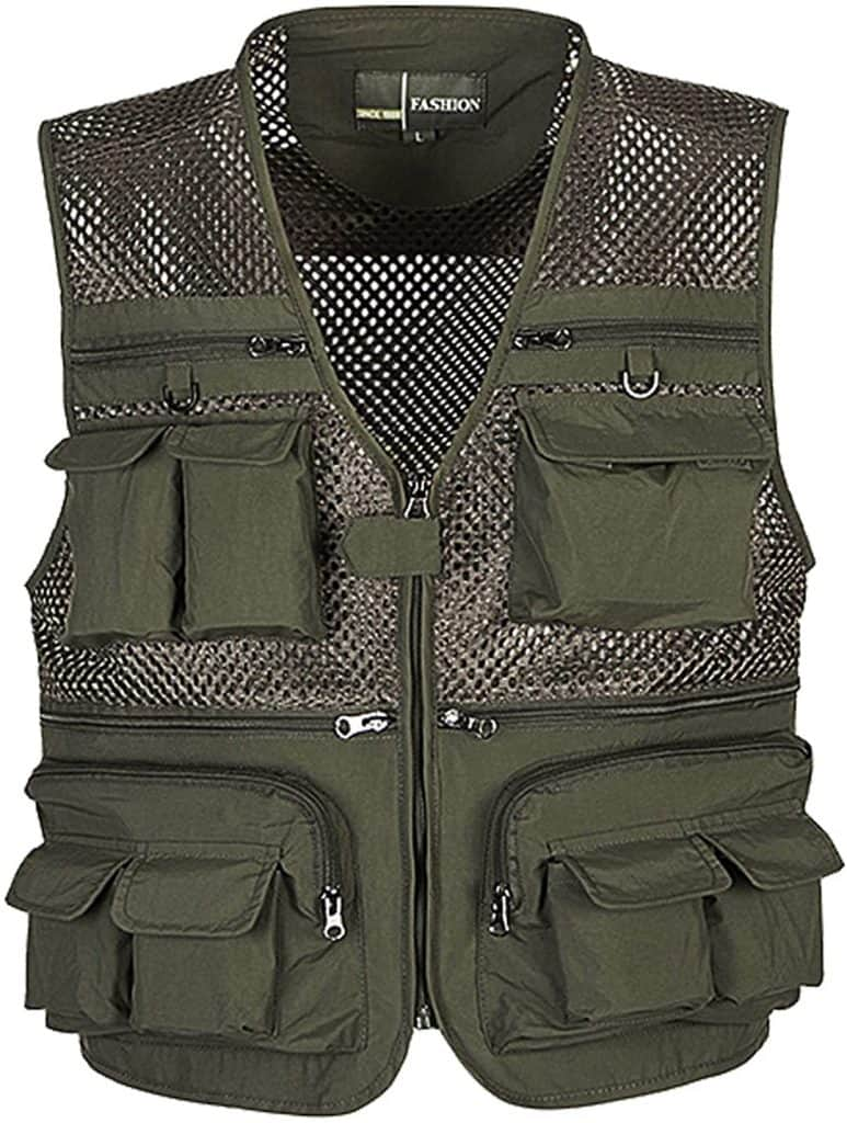hunting gifts for men: outdoor vest