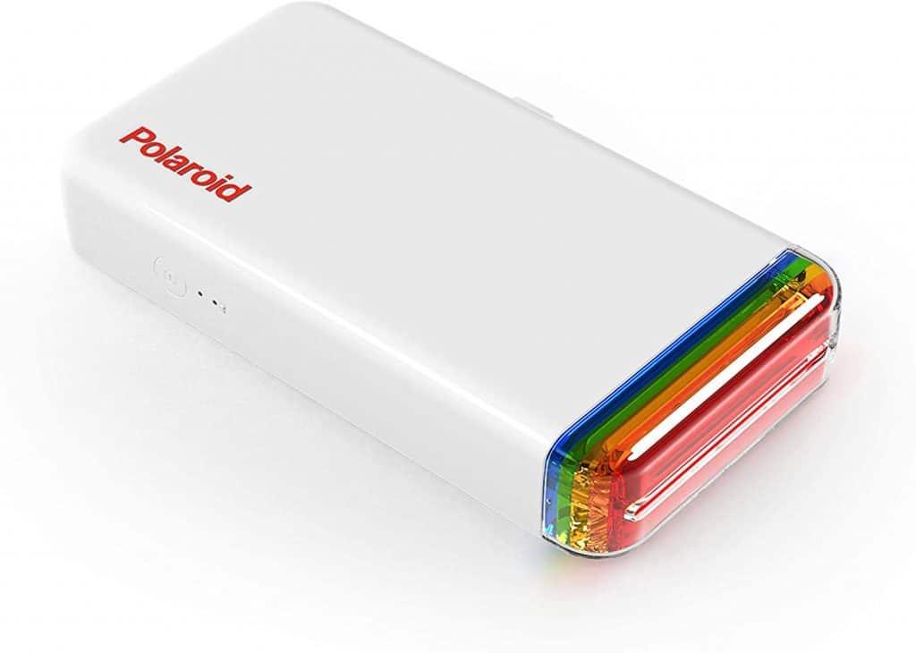 christmas gifts for wife: polaroid pocket photo printer