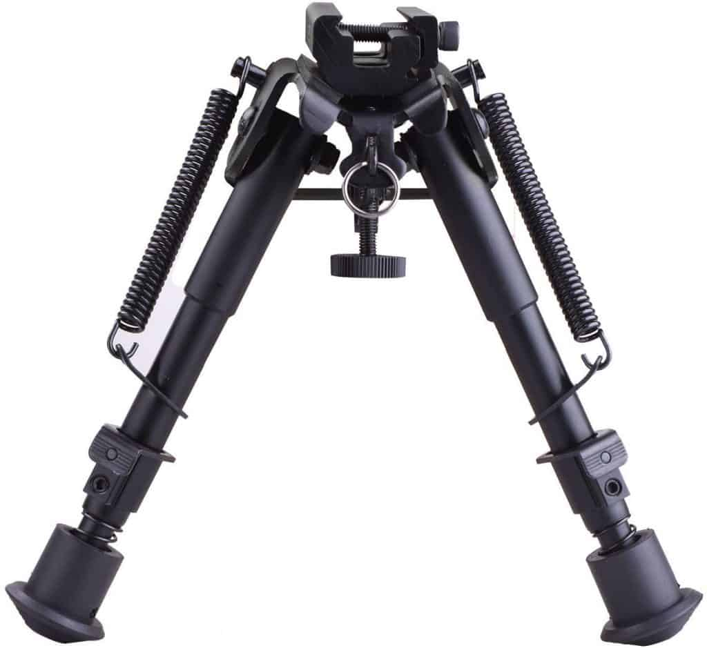 hunting gifts ideas: tactical rifle bipod