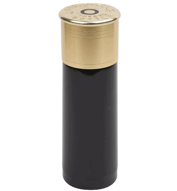 cool hunting gifts: shotshell thermo bottle