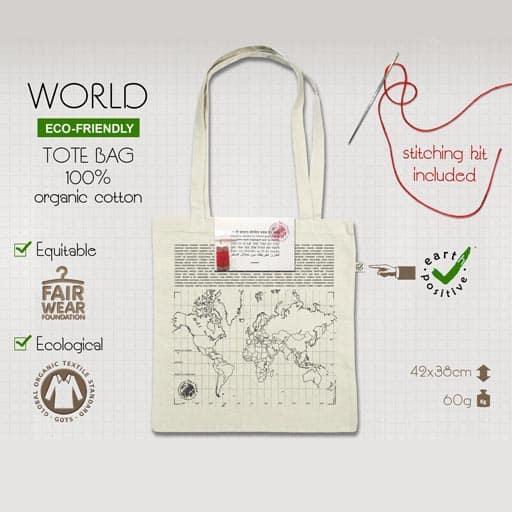 Tote Bag to Stitch