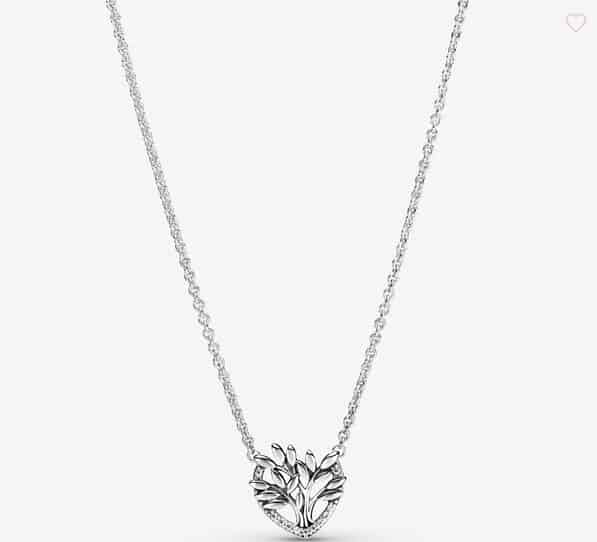 25th Wedding Anniversary Gifts - necklace
