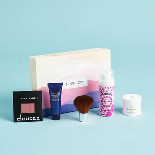 Beauty Subscription - high school graduation gifts for her