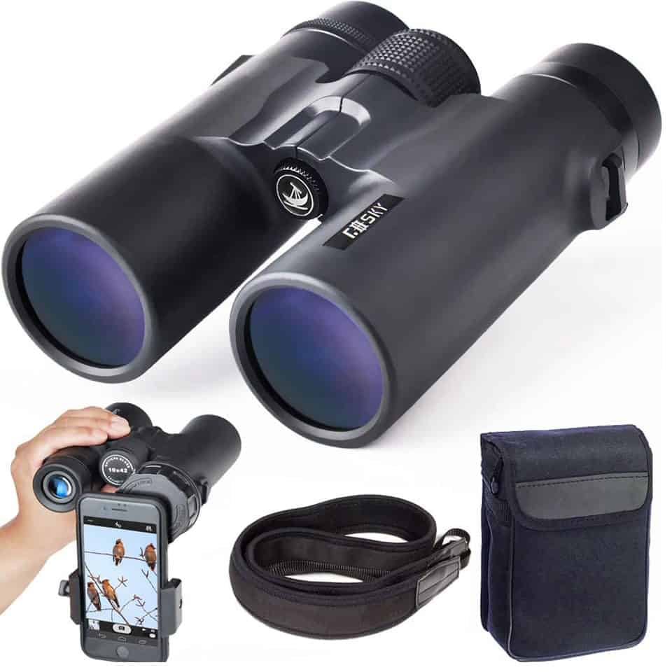Binoculars - school graduation gift ideas for sister