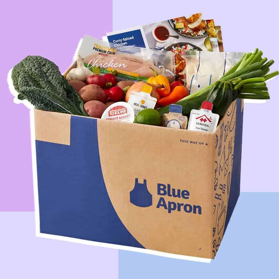 Blue Apron Gift Card - graduation gift ideas