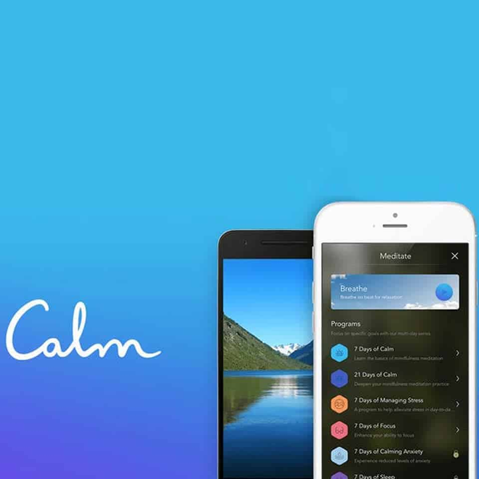 Calm Gift Card - graduation gifts for medical students