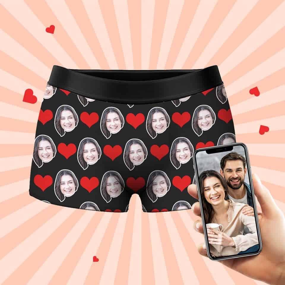 Custom Boxer Underwear