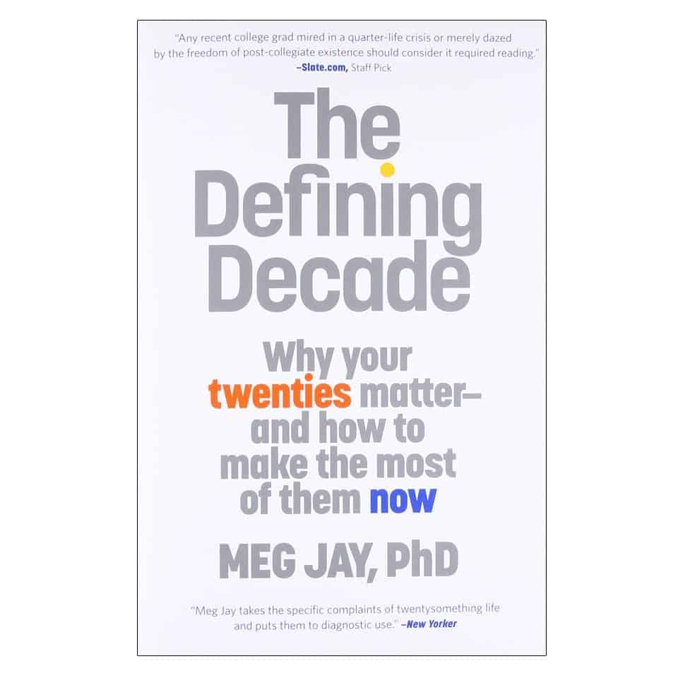 Defining Decade - unique graduation gifts
