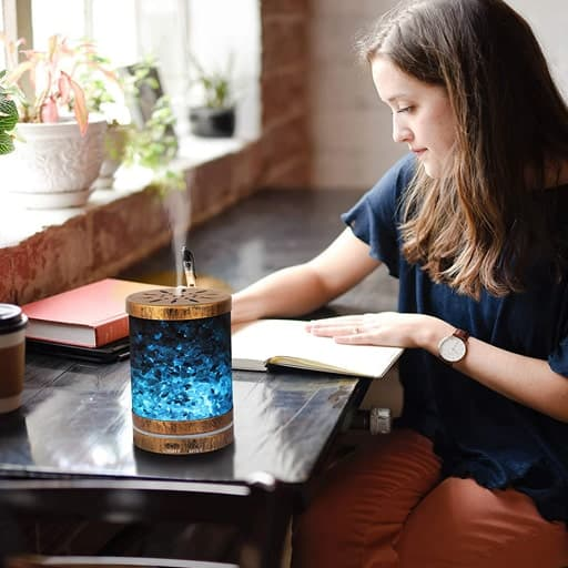 Essential Oil Diffuser - graduation gifts for her