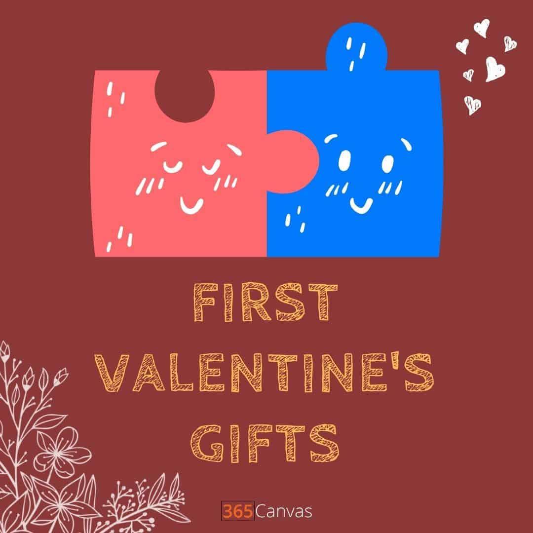 25 First Valentine's Day Gifts For Boyfriend 2021