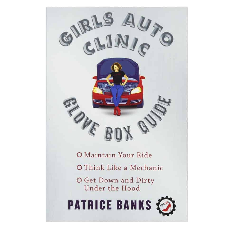 Girls Auto Clinic Glove Box Guide - graduation presents for her