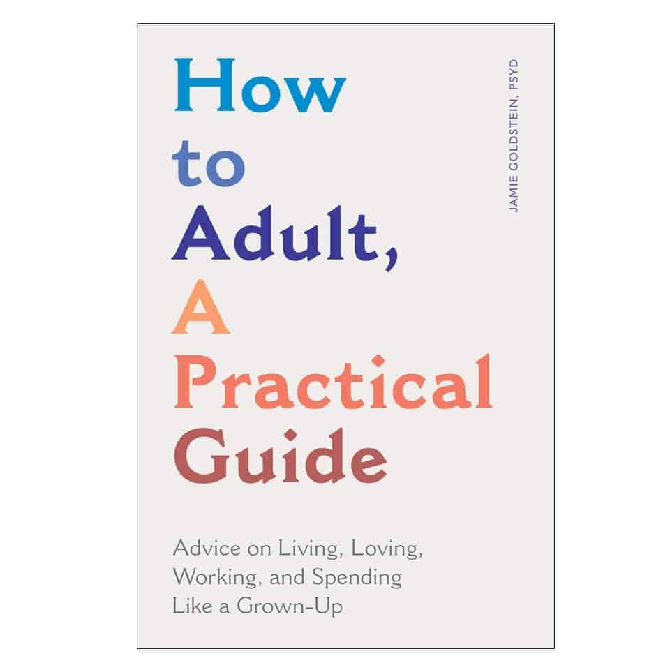 How to Adult, A Practical Guide - graduation gift ideas for her