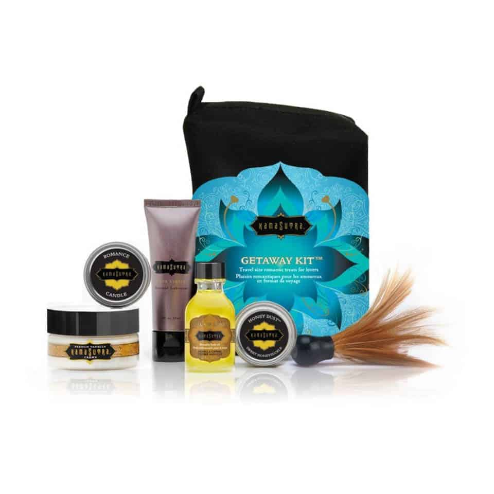 Kama Sutra Intimate Gift Sets: romantic gifts for him