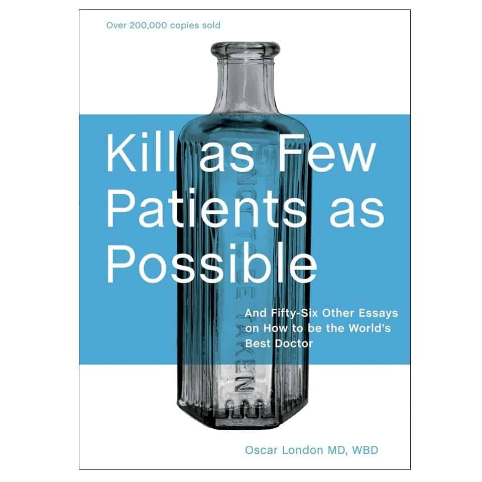 Kill as Few Patients as Possible - graduation gift for doctor
