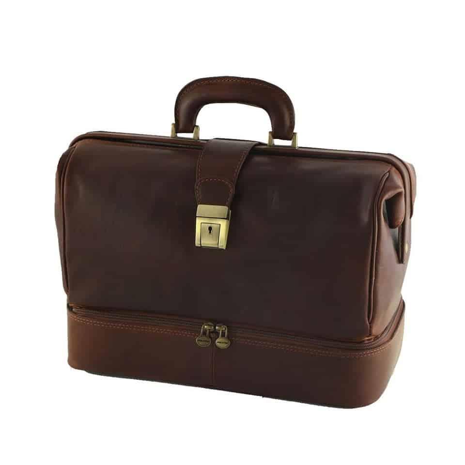 Medical Leather Bag - graduation gift for doctor