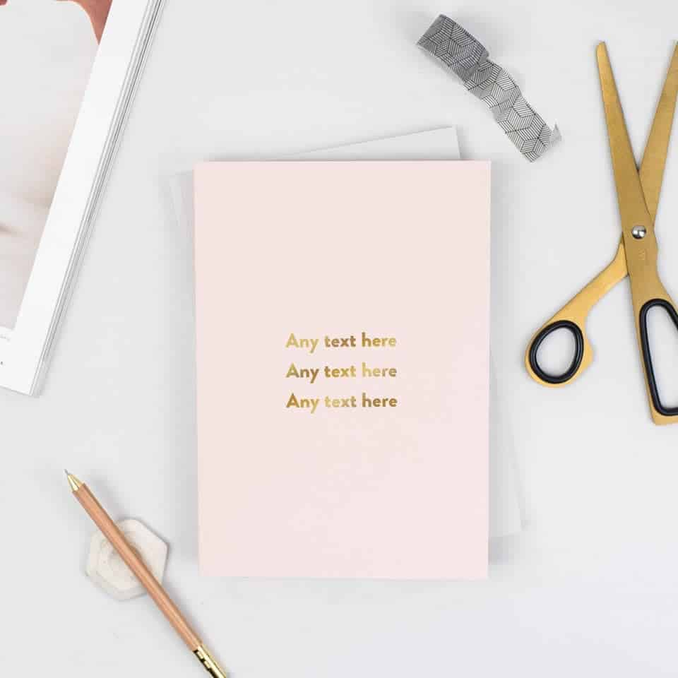 Personalized Notebook - women graduation gifts