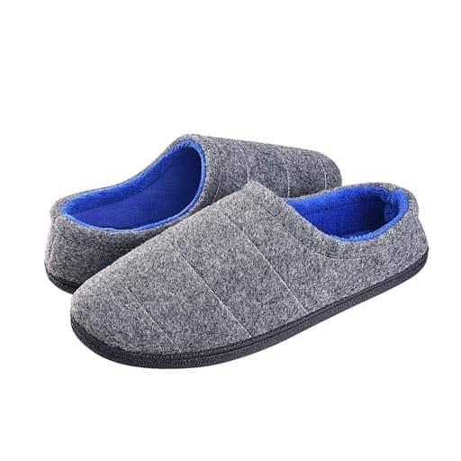 Slippers - inexpensive valentine gift