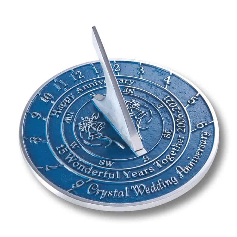 Sundial Gift For Him