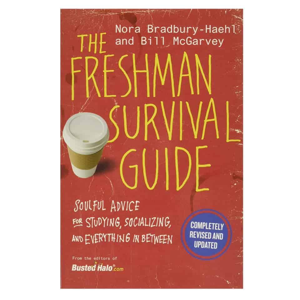 The Freshman Survival Guide - unique graduation gifts