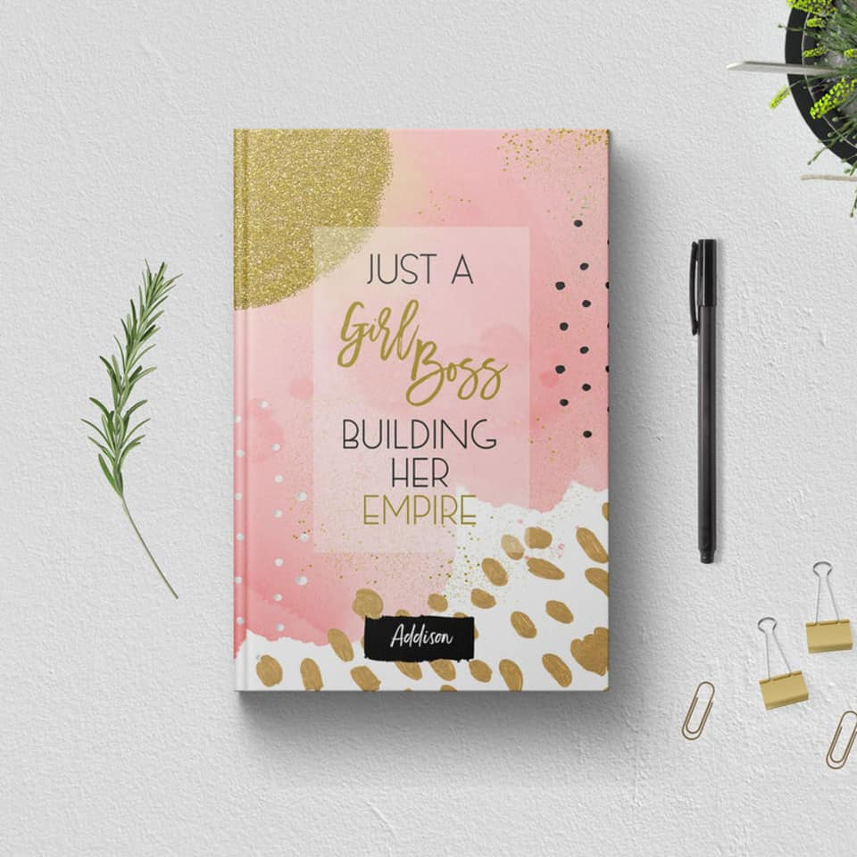 Writing Journal - unique graduation gifts
