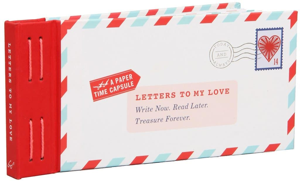 valentines day gifts for him: letters to my love