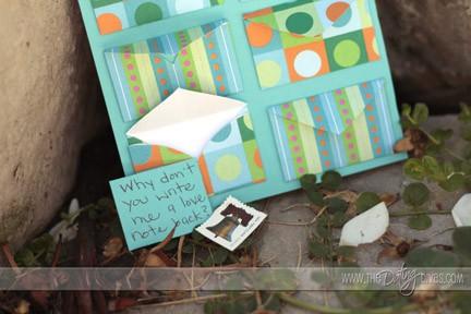 creative valentine's day gifts for boyfriend: mini love notes