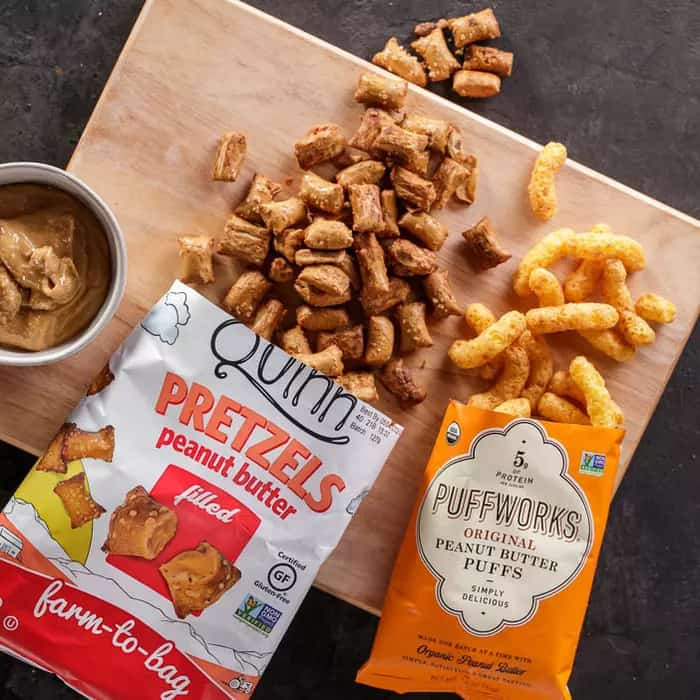 valentine's gifts for him: nuts for you care package