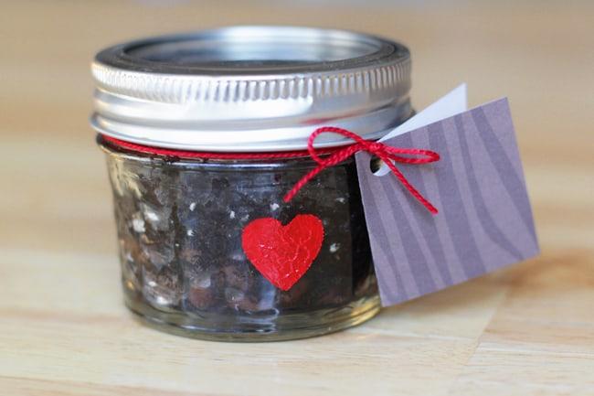 valentine gift for husband homemade: seed starter