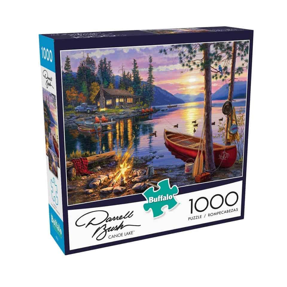 1000 Piece Jigsaw Puzzle - presents for new boyfriends