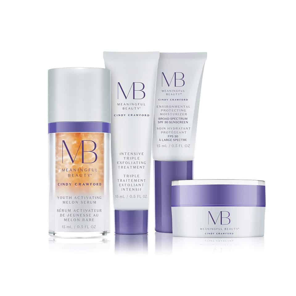 Anti-Aging Daily Skincare Set - mothers day gifts from son to mom