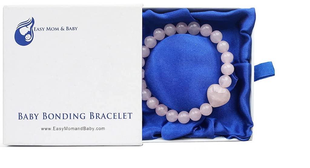 Baby Bonding Bracelet Gift for Wife from Husband on Mother's Day