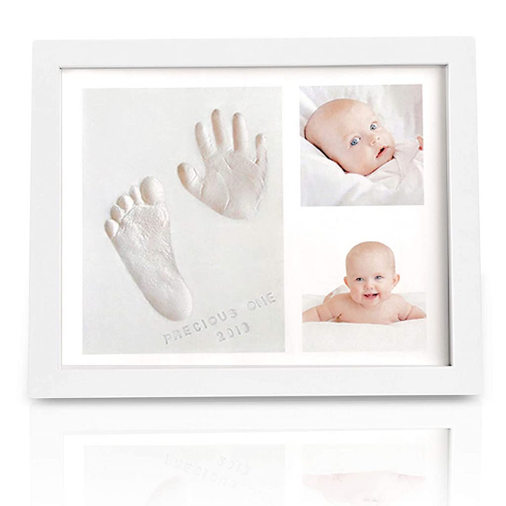 Baby Handprint Footprint Keepsake Kit