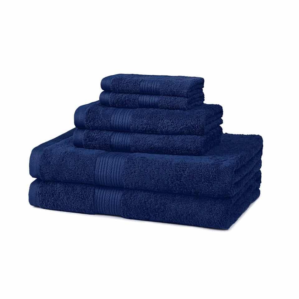 Bath Towel Set - presents for new boyfriends