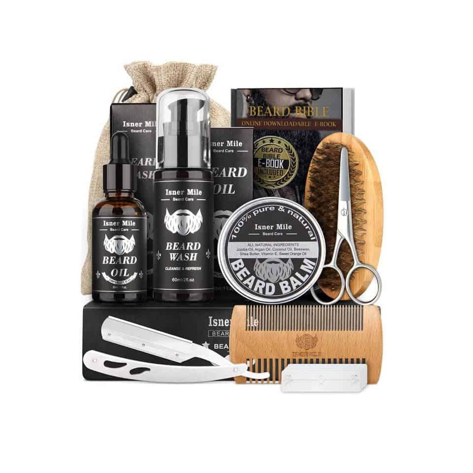 Beard Kit - presents for new boyfriends