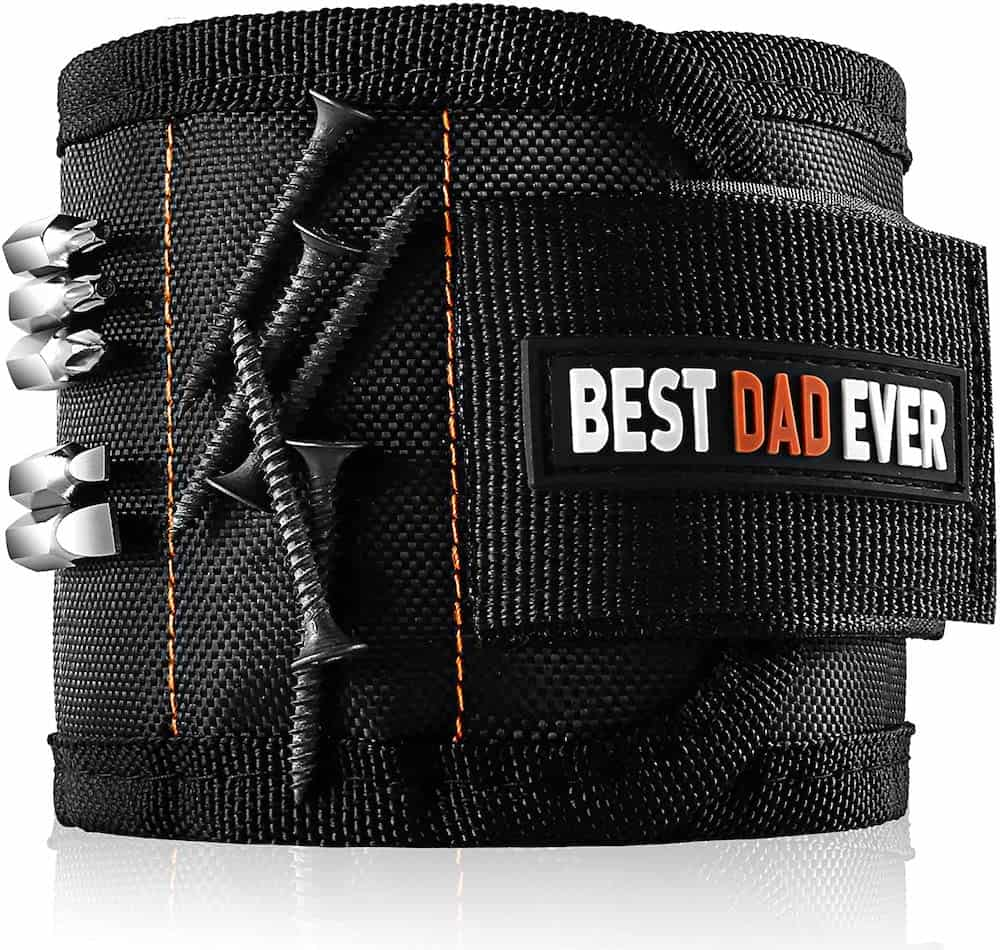 Best Dad Ever Magnetic Wristband