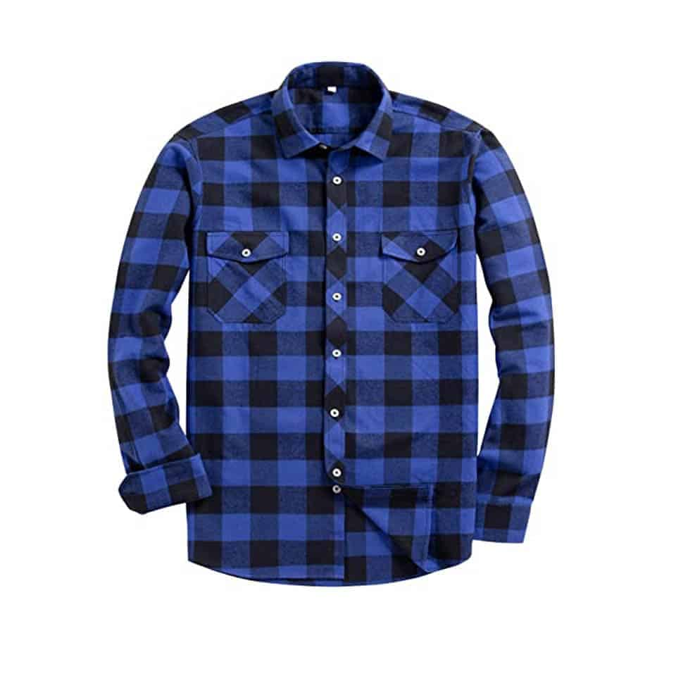 Button Down Casual Shirts - gift for new boyfriend