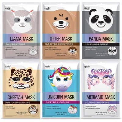 Character Sheet Masks - fun things for mothers day -