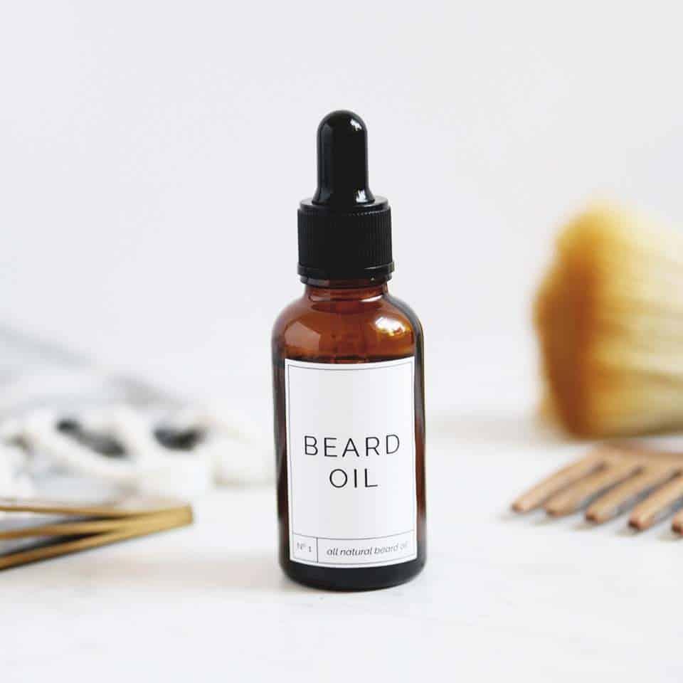 DIY Beard Oil
