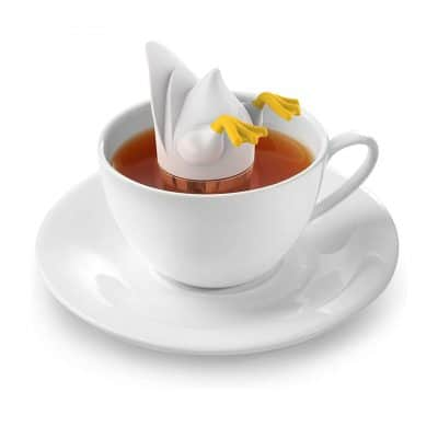 fun mother day gifts - Duck Drink Tea Infuser